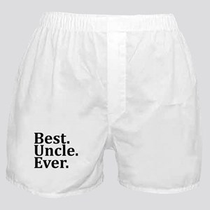 Best Uncle Ever. Boxer Shorts