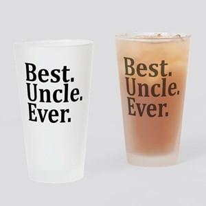Best Uncle Ever. Drinking Glass