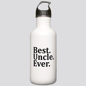 Best Uncle Ever. Water Bottle