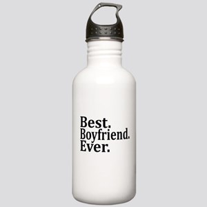 Best Boyfriend Ever. Water Bottle