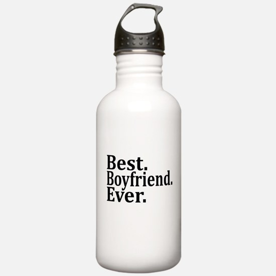 Best Boyfriend Ever. Water Bottle