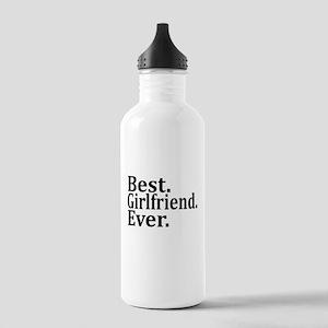 Best Girlfriend Ever. Water Bottle