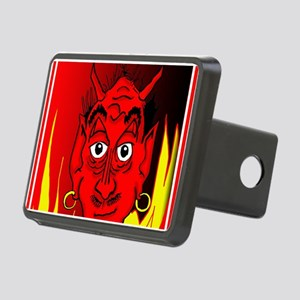 If You're going through He Rectangular Hitch Cover