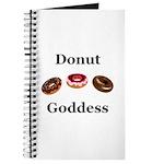 Donut Goddess Journal