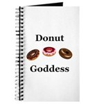 Donut Goddess Journal
