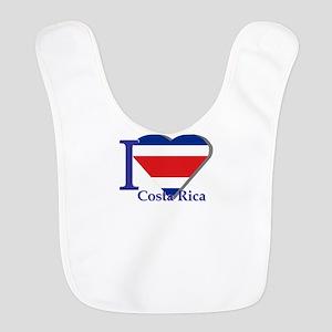 I love Costa Rica Bib