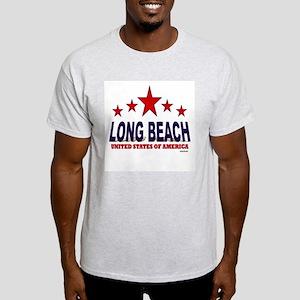 Long Beach U.S.A. Light T-Shirt