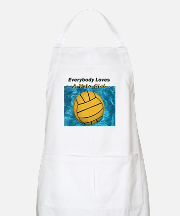 Everybody Loves a Polo Girl Apron