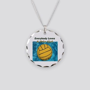 Everybody Loves a Polo Girl Necklace