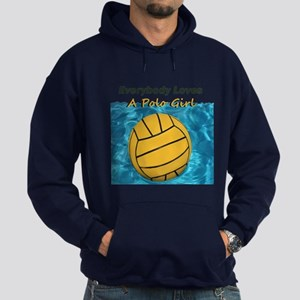 Everybody Loves a Polo Girl Hoodie