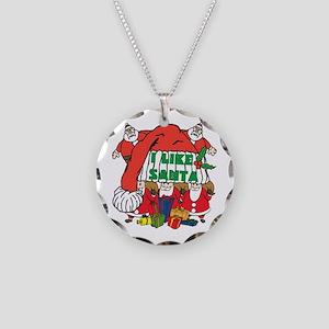 I Like Santa Necklace