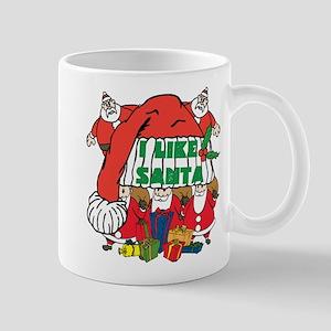 I Like Santa Mugs