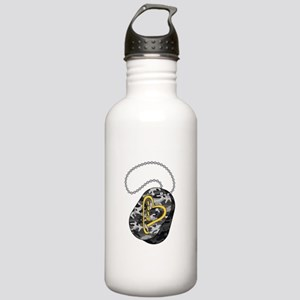 DogTag Stainless Water Bottle 1.0L