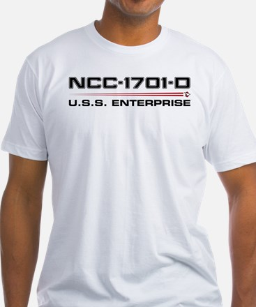 USS Enterprise-D Dark Shirt