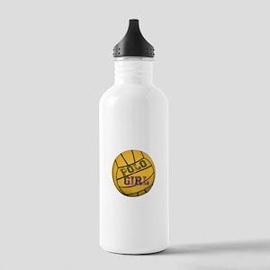 Polo Girl Water Bottle