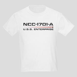Enterprise-A Kids Light T-Shirt