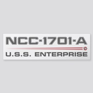 Enterprise-A Sticker (Bumper)