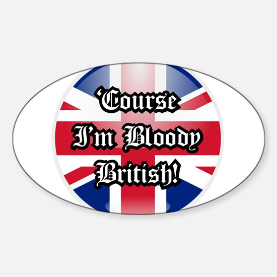 British Decal