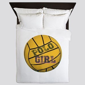 Polo Girls Queen Duvet