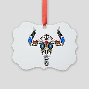 SUGAR HORNS Ornament