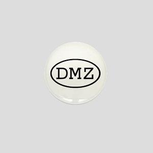 DMZ Oval Mini Button