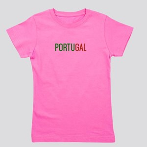 Portugal logo Girl's Tee
