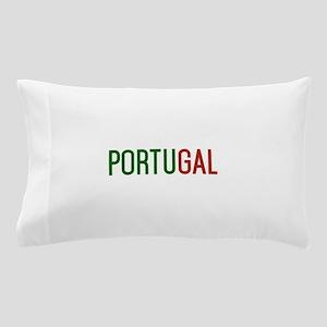 Portugal logo Pillow Case