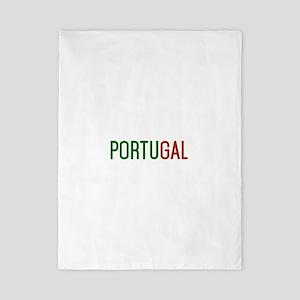 Portugal logo Twin Duvet