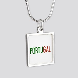 Portugal logo Necklaces