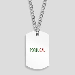 Portugal logo Dog Tags