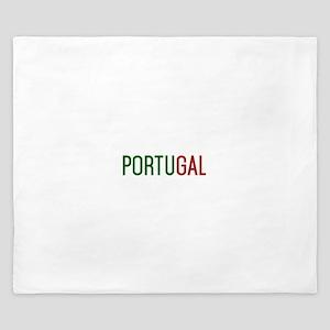 Portugal logo King Duvet