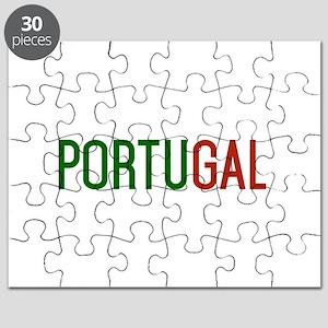 Portugal logo Puzzle