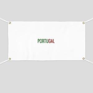 Portugal logo Banner