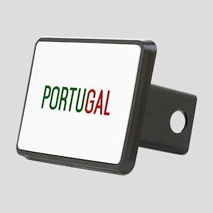 Portugal logo Rectangular Hitch Cover