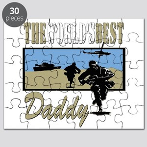 Best Military Daddy copy Puzzle