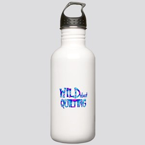 Wild About Quilting Stainless Water Bottle 1.0L