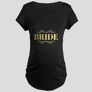 Bridal Party Maternity T-Shirt