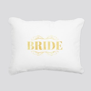 Bridal Party Rectangular Canvas Pillow
