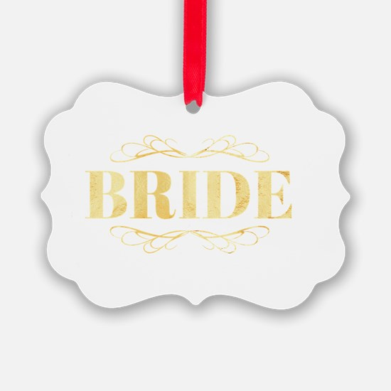 Bridal Party Ornament