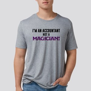 I'm An Accountant Not A Mag Mens Tri-blend T-Shirt