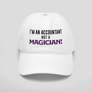 I'm An Accountant Not A Magician Cap