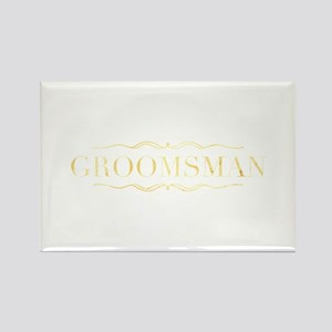 Bridal Party- Groomsman Magnets