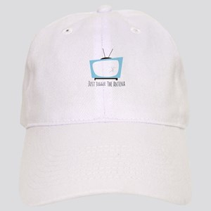 Jiggle Antena Baseball Cap