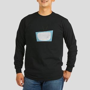 Jiggle Antena Long Sleeve T-Shirt