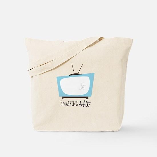 Smashing Hit Tote Bag