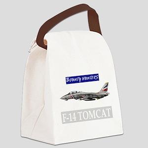 vf2grey Canvas Lunch Bag