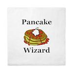 Pancake Wizard Queen Duvet