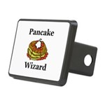 Pancake Wizard Rectangular Hitch Cover