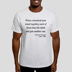 Nietzsche 19 Light T-Shirt
