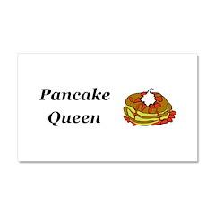 Pancake Queen Car Magnet 20 x 12